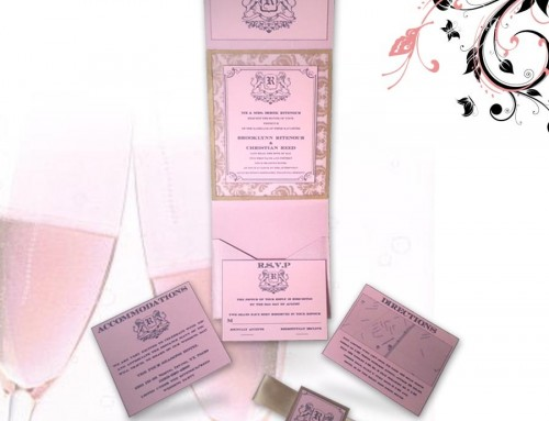 The Blushing Reign Wedding Collection