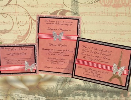 How To Select Upscale Wedding Invitations for an Upscale Wedding