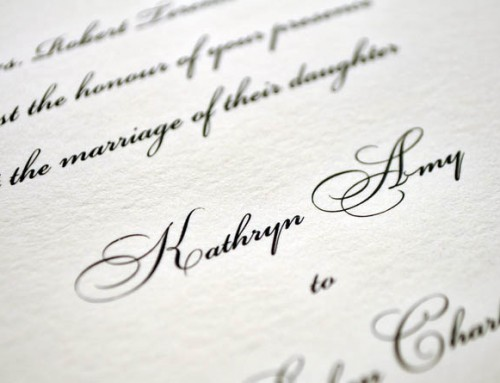 The Art of Beautiful Invitations