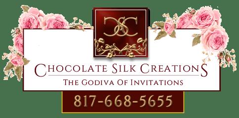 Chocolate Silk Creations Logo